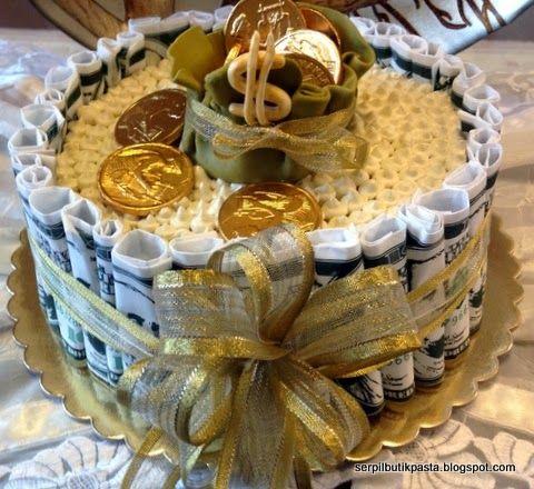Butik Pasta Kurabiye Makaron: Doğum Günü Pastası