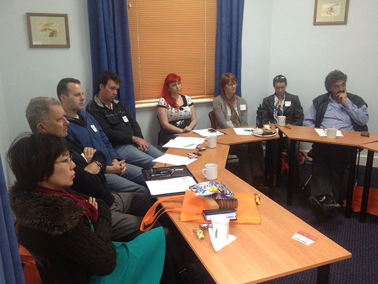 Here is a quick snapshot of some mentors participating in the Youth Outreach Program Professional Development Day @ the Bridgetown Community Resource Centre on Thursday 1st November 2012. Mentors play an important role here at JSW. If you would like to get involved or get further info please call 08 9721 5033.