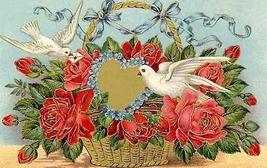 victorian valentine's day decorations
