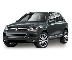 2014 Volkswagen Touareg Dark Flint