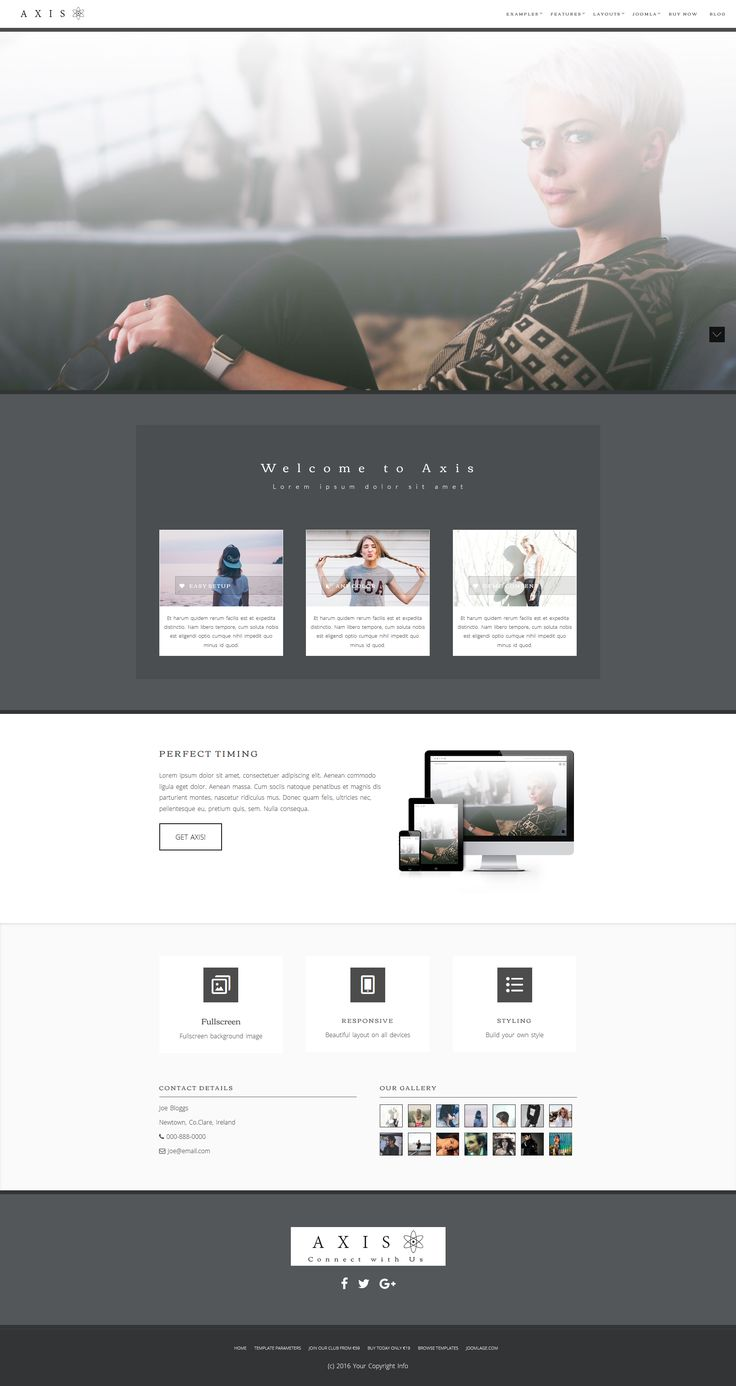 #responsive #joomla #template Check it out at http://www.joomlage.com