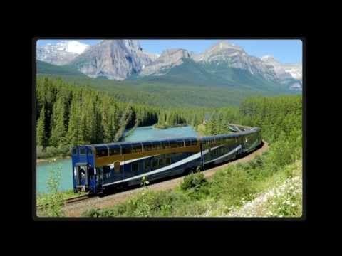 Wie eine Kreuzfahrt auf Schienen: Im Rocky Mountaineer durch Kanada