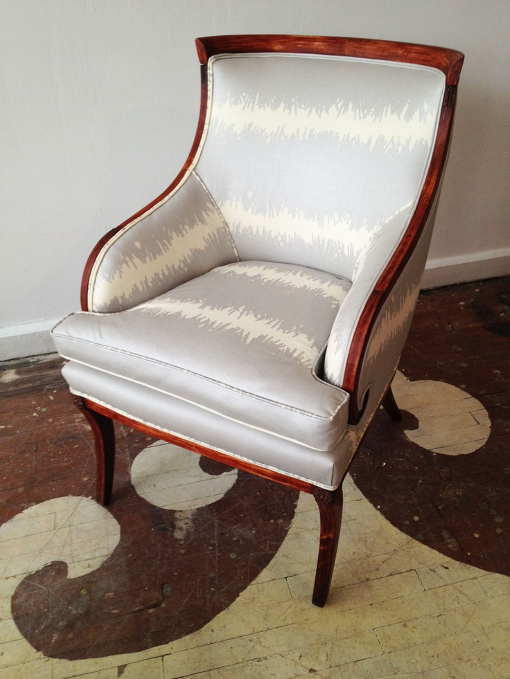 We Completely Restored This Sweet Vintage Side Chair. When It Came To Us It  Was. Linseed OilFurniture ... Part 93