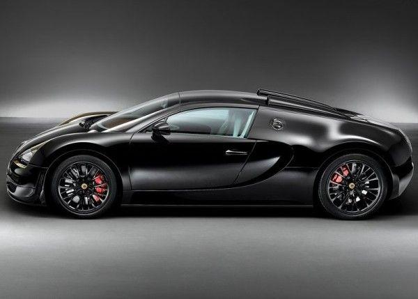 2014 Bugatti Veyron Black Bess Side 600x429 2014 Bugatti Veyron Black Bess Review With Images