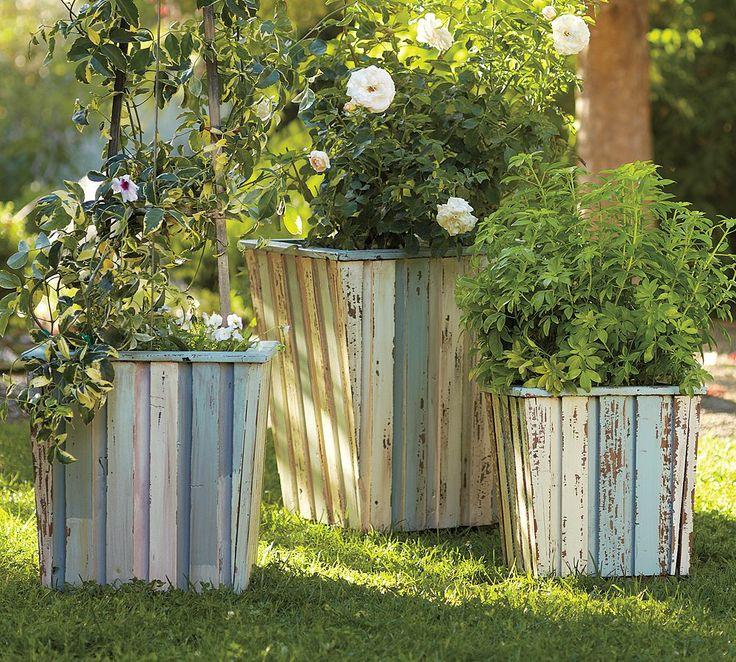 THE ART of LIVING - Цветочные горшки для сада.