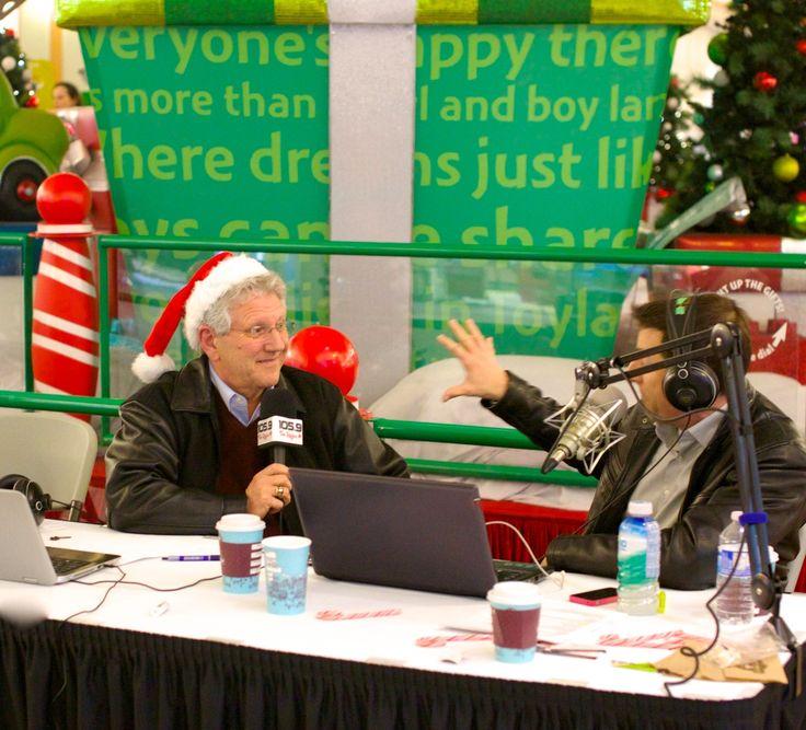 Mayor Dave Barrow talks with 105.9 The Region FM