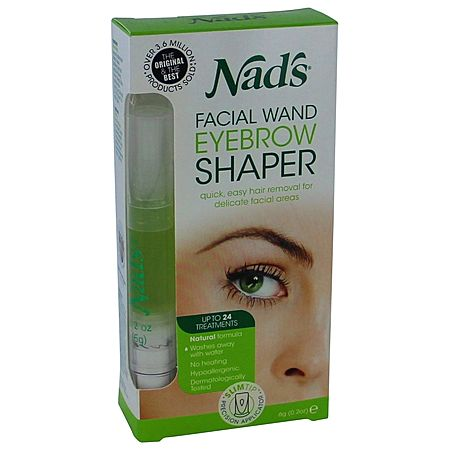 how to use nads hair removal cream