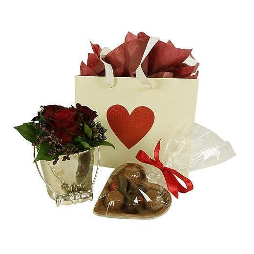 Hearts + Roses Valentine's Day Gift