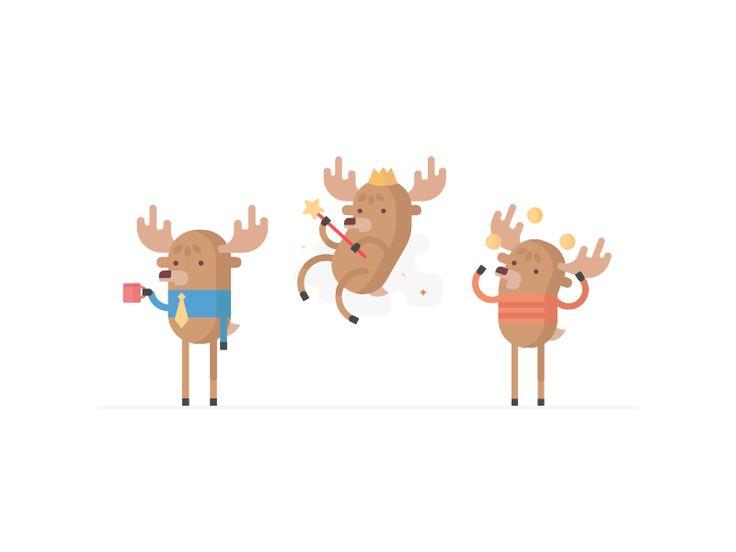 oh no oh deers