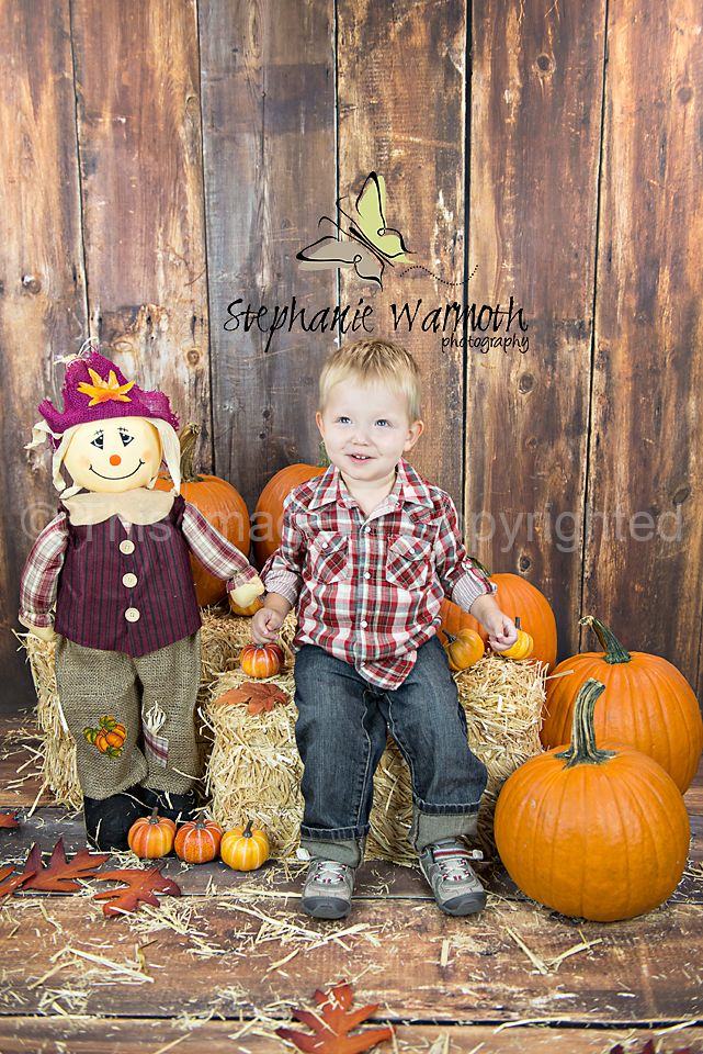 Photography Halloween Tips Halloween/Fall mini-sessions. Children arrived in fall attire or their Halloween costume