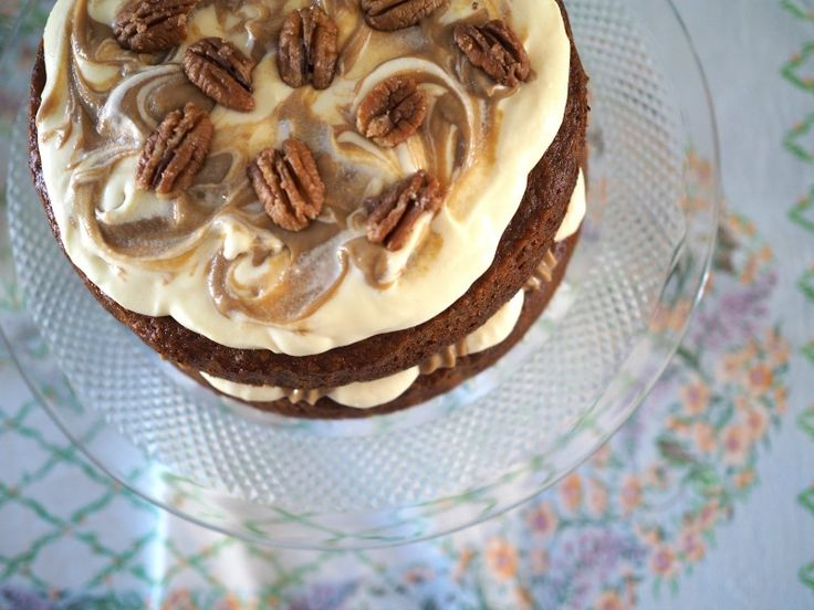 Caramel cake recipe blog