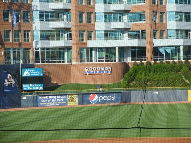 Durham Bulls Stadium, NC, USA The neighbourhood