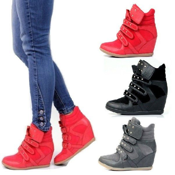 1000  ideas about Sneaker High Heels on Pinterest | hohe Taille