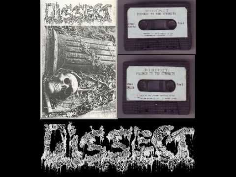 DISSECT - Presage to the Eternity ◾ (demo 1992, Dutch death metal)