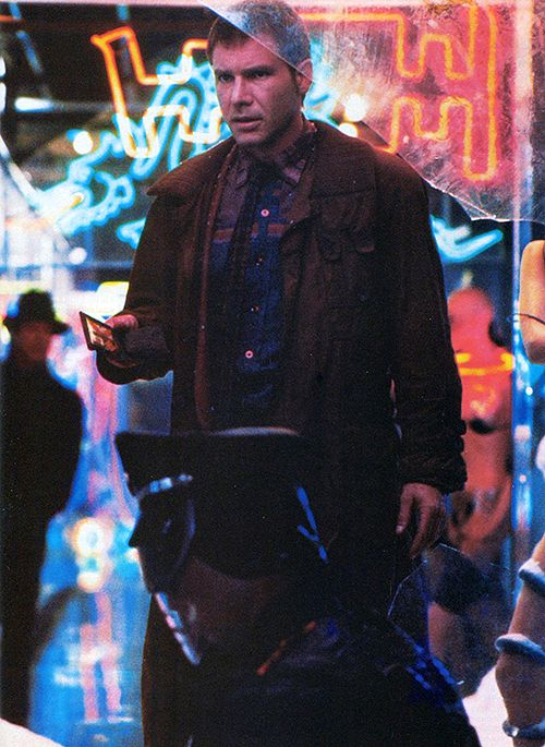 cinecat:  Blade Runner (1982)