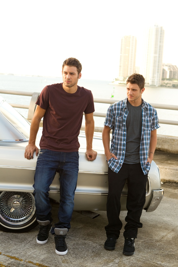 #StepUp4Revolution #3D - Ryan Guzman ( #Sean ) e Misha Gabriel ( #Eddy )