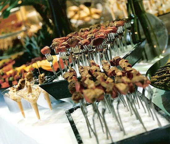 Best 25 Wedding Reception Canapes Ideas On Pinterest