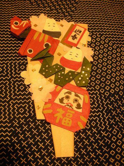 正月 折り紙 - Google 検索