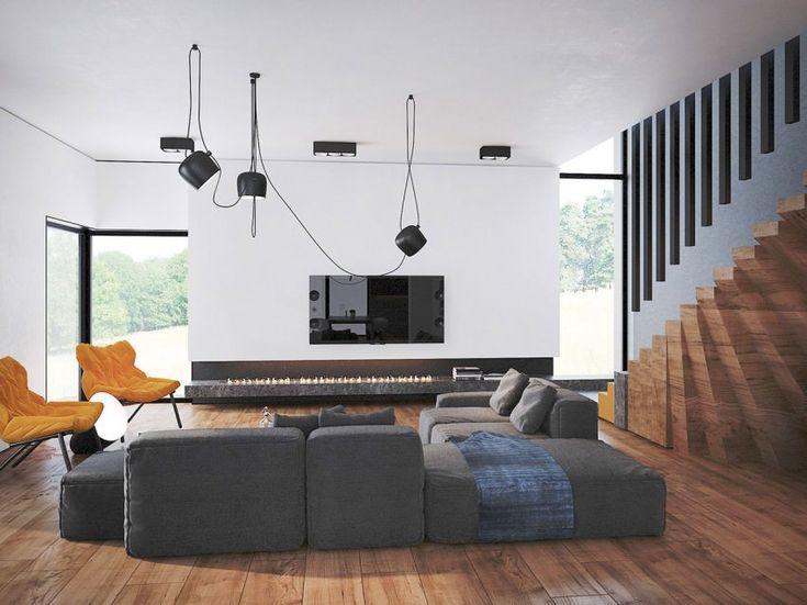 Contemporary Home By Pavel Voytov | HomeAdore