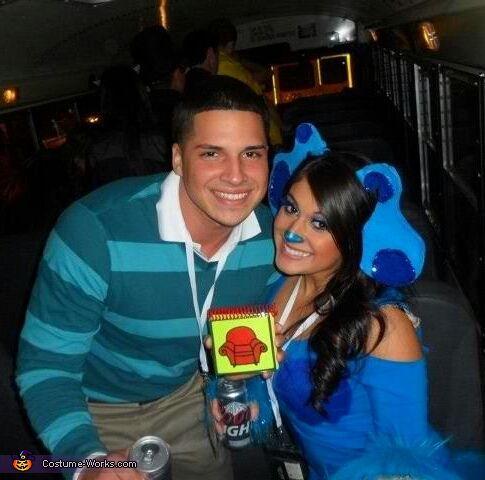 Blue's Clues - 2012 Halloween Costume Contest