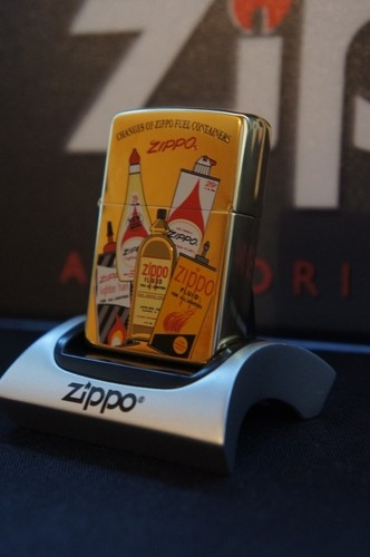ZIPPO LIGHTER LUXURY 24Ct GOLD PLATED CHANGES OF ZIPPO GOLDEN FUEL CONTAINERS  RARE AND UNUSUAL ZIPPO PRODUCTS AT AFFORDABLE PRICES  FROM easyonthewedge2011
