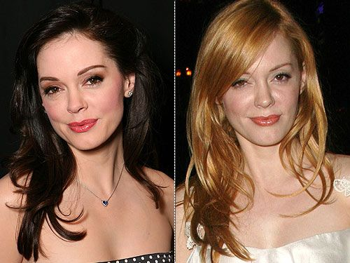 The strawberry blonde...maybe?    Google Image Result for http://img2.timeinc.net/people/i/2007/stylewatch/blog/071029/rose_mcgowan_500x375.jpg