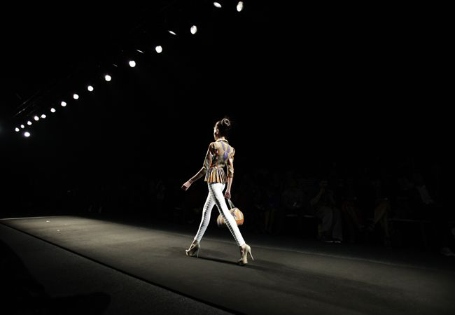 Maita Marimo joins this seasons Nolcha Fashion Week: New York