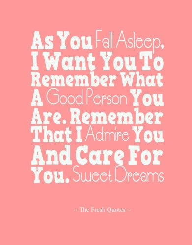 Inspirational Love Quotes: 17 Best Inspirational Good Night Quotes On Pinterest