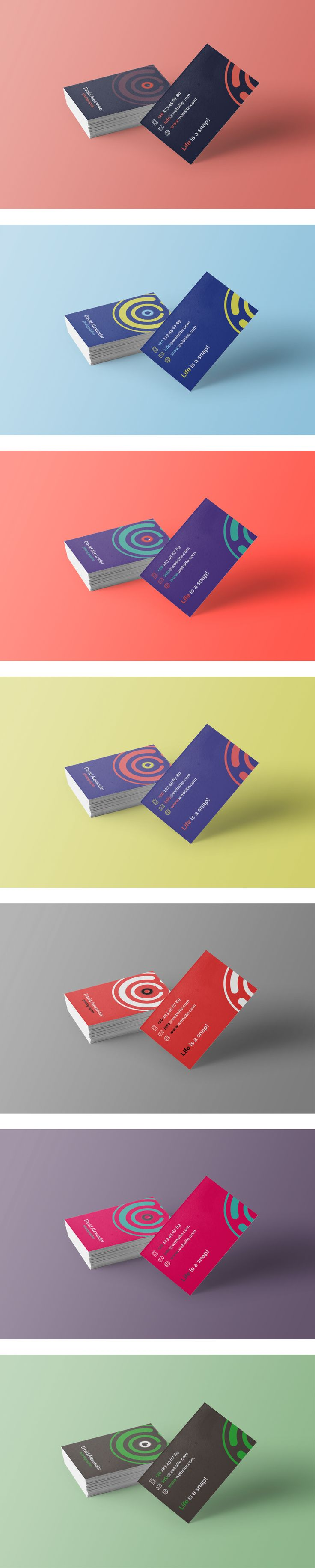 Perfect for photographers! BUSINESS CARD PHOTOGRAPHER PHOTO BUSINESS CARD PHOTOGRAPHY MATERIAL BRAND BRAND IDENTITY BUSINESS CARD TEMPLATE