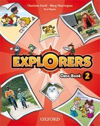Actividades pdf para descargar Explorers 2º E.Primaria de Editorial Oxford