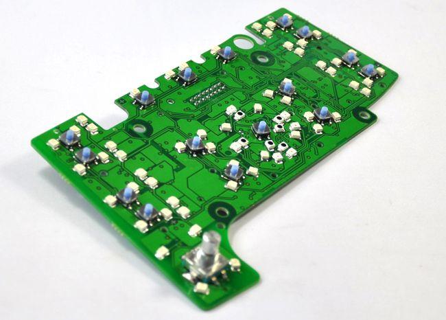 Audi Q7 A6 Mmi Radio Buttons Control Module Circuit Board E380