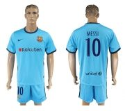 Barcelona FC 17-18 Away soccer kits 17