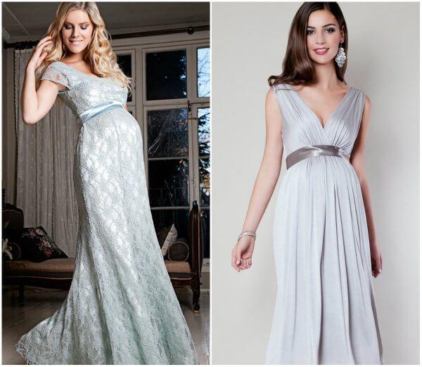 Свадебное платье для полных невест и беременных невест