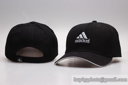 Adidas Baseball Caps Curved Hats Black|only US$8.90 - follow me to pick up couopons.