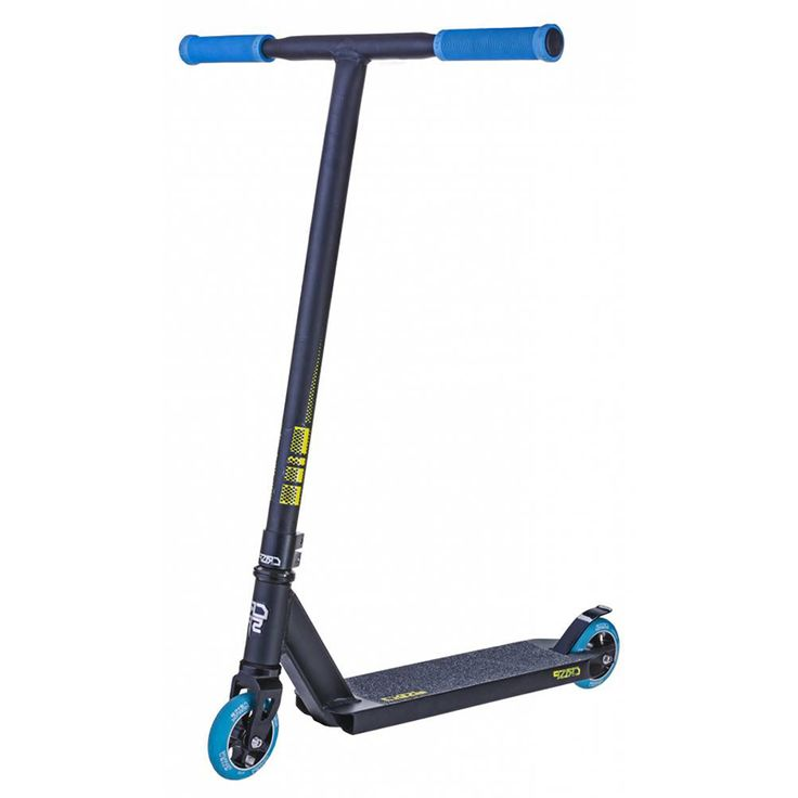 Crisp Inception Stunt Scooter Black