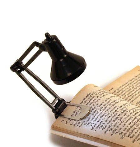 Lampka do książki
