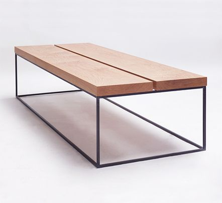 Low Groupie Coffee Table