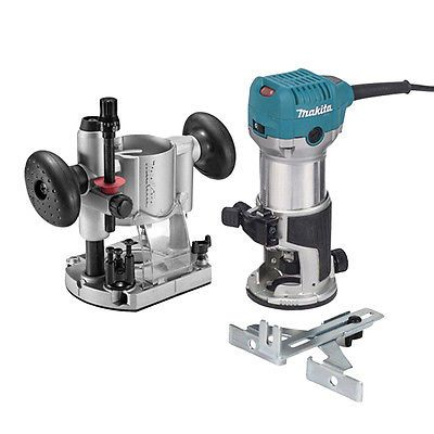 Makita 1-1/4 HP Compact Router Kit RT0701CX7 New