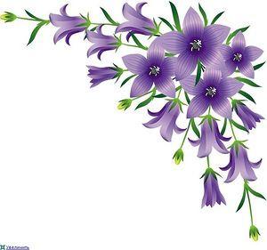 63 best images about Floral corner borders on Pinterest ...