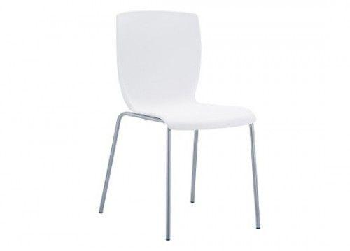 Καρέκλα πολυπροπυλενίου λευκή