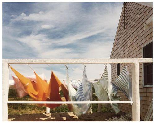 Joel Meyerowitz: Laundry