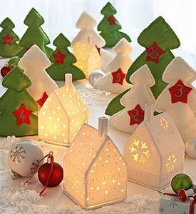 Свежие идеи для украшений на Новый год