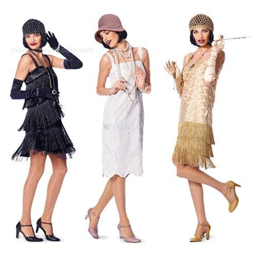 1000 ideas sobre moda estilo a os 20 en pinterest moda - Fiesta anos 20 ...