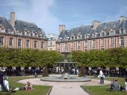 A flying visit to Paris causes problems for Future Halle! place des vosges - Google Search