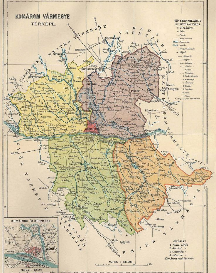 Old map 1905