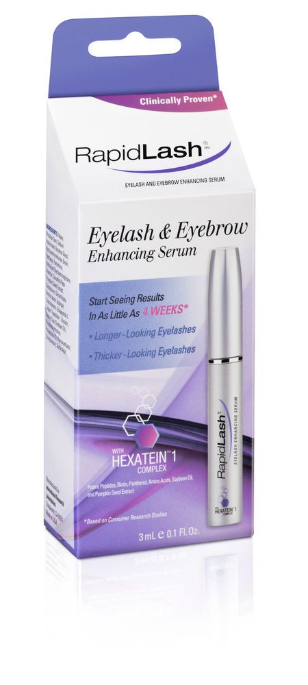 RapidLash+Rapid+Lash+and+Brow+Serum+wth+Hexatin+1+complex+~+with+security+seal