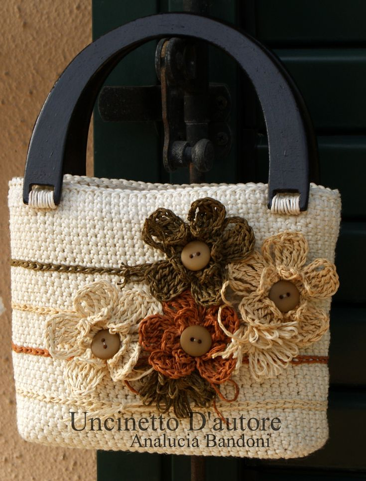 crochet bag bolsa croche borsa uncinetto
