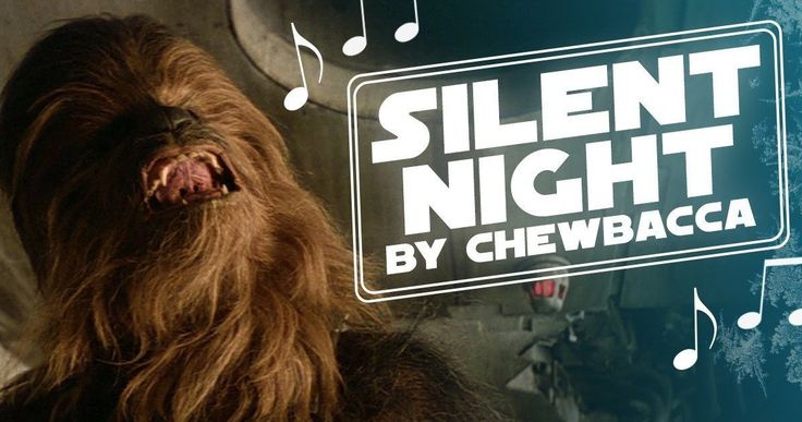 Chewbacca Sings Silent Night in New Star Wars Holiday Video -- Chewbacca busts out his Wookie rendetion of Silent Night in what could be the perfect companion to the Star Wars Holiday Special. -- http://movieweb.com/star-wars-holiday-video-chewbacca-sings-holy-night/