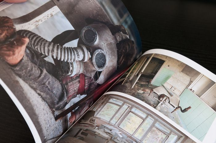 If you have any interest in what happened at Chernobyl in 1986 - please fund this book. It is beautifully written with incredible photography which captures the devastation left in wake of the accident.