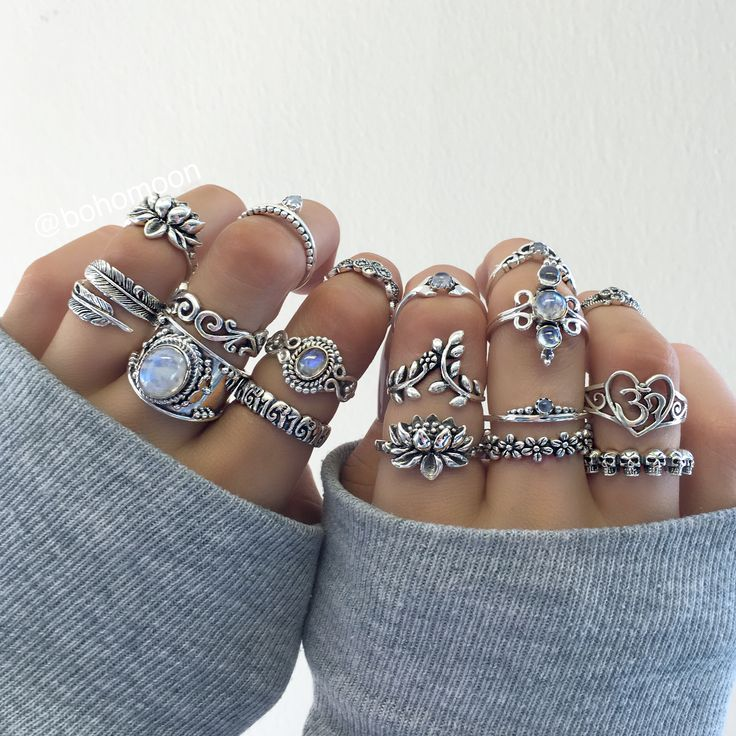 Pretty rings